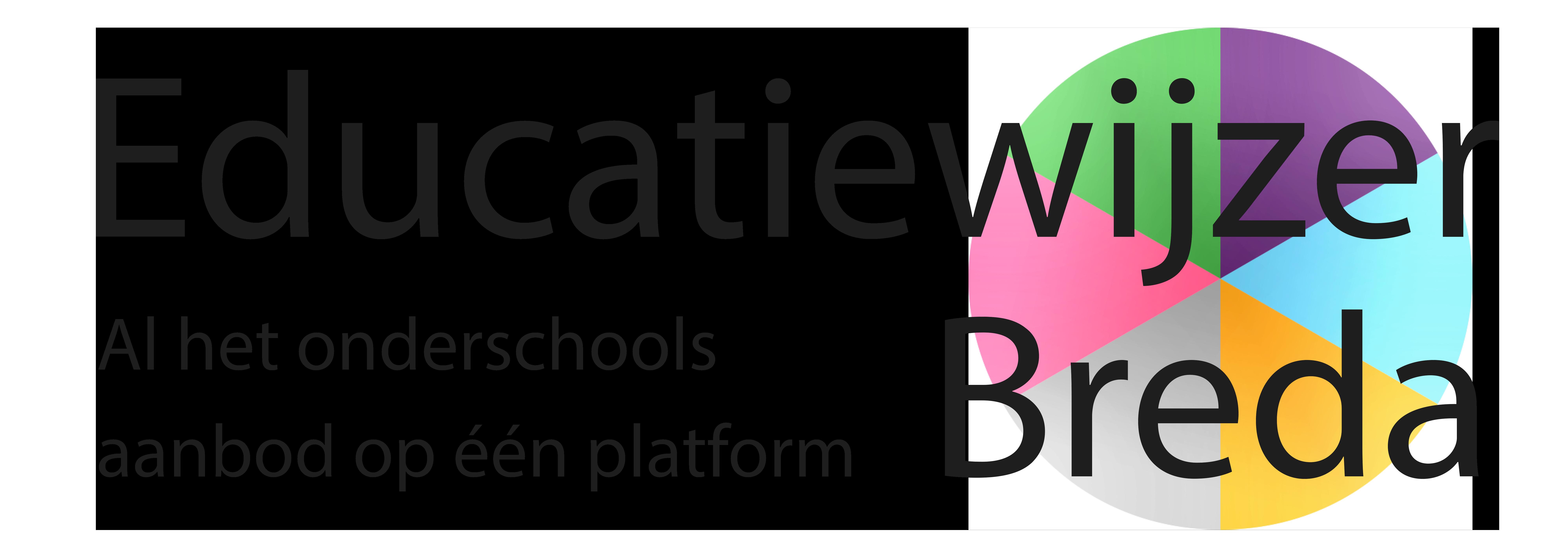 Logo Educatiewijzer Breda